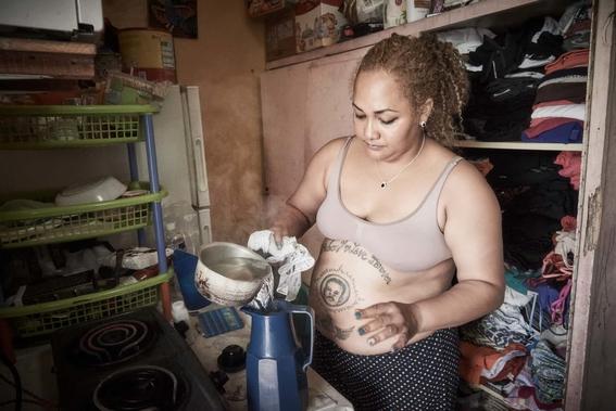 pobreza que viven los ninos de honduras 4