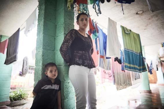 pobreza que viven los ninos de honduras 7