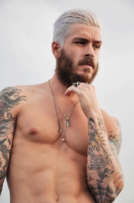 tatuajes en los hombros para hombres 2
