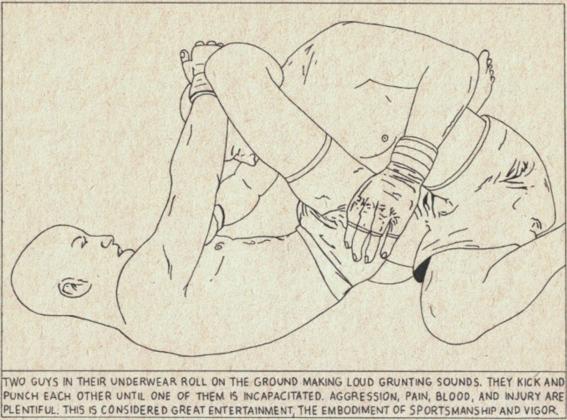ilustraciones de bill sussman 1