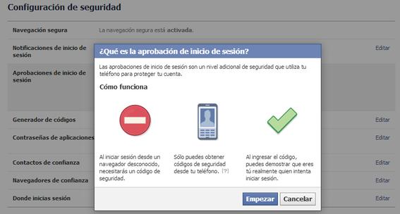 como proteger tu informacion personal de facebook 3