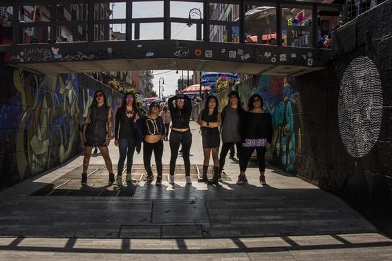 batallones femeninos el colectivo de rap 1
