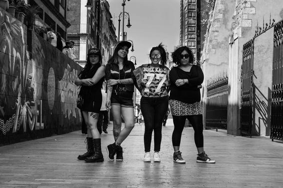 batallones femeninos el colectivo de rap 2