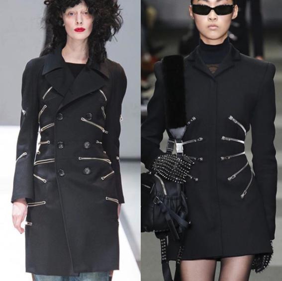 fotografias que demuestran que la moda es solo un plagio 3