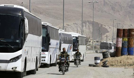el ejercito rebelde de siria se repliega 2