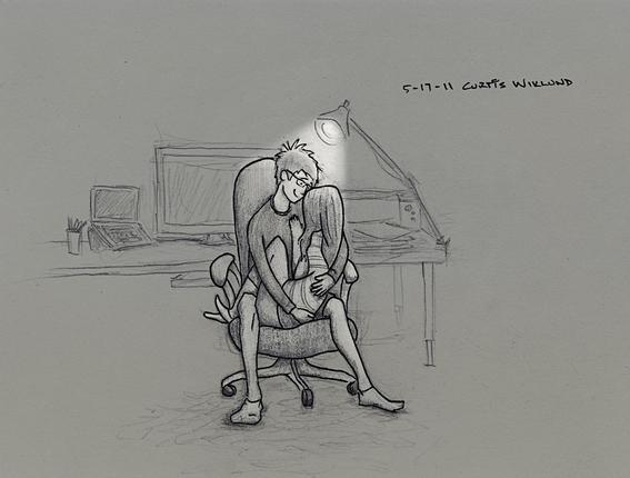 ilustraciones de curtis wiklund 1