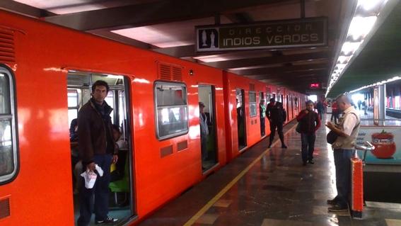 suicidios en el metro 1