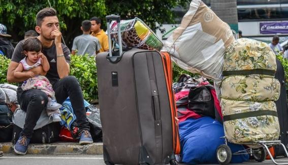 crisis en peru por los venezolanos 1
