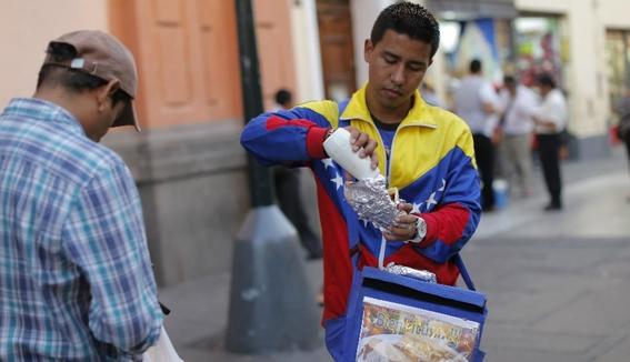 crisis en peru por los venezolanos 2
