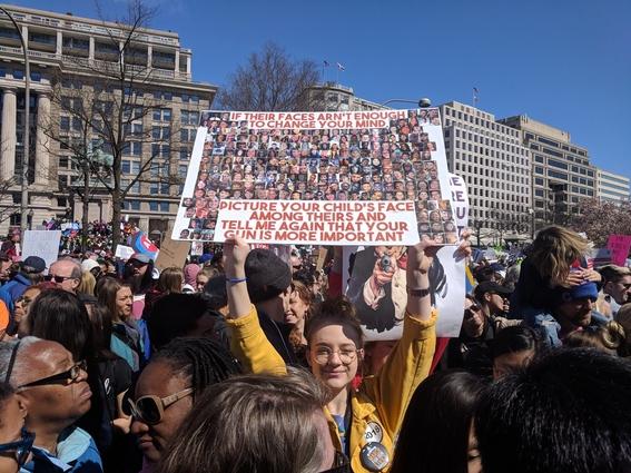 marcha historia contra armas en estados unidos 2