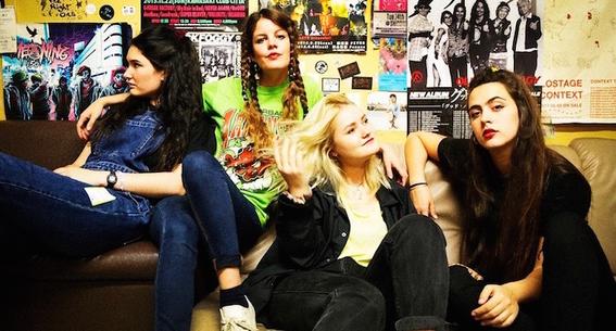 hinds banda femenina espanola 2