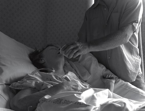 fotografias para entender el dolor de perder a tu madre por cancer 1