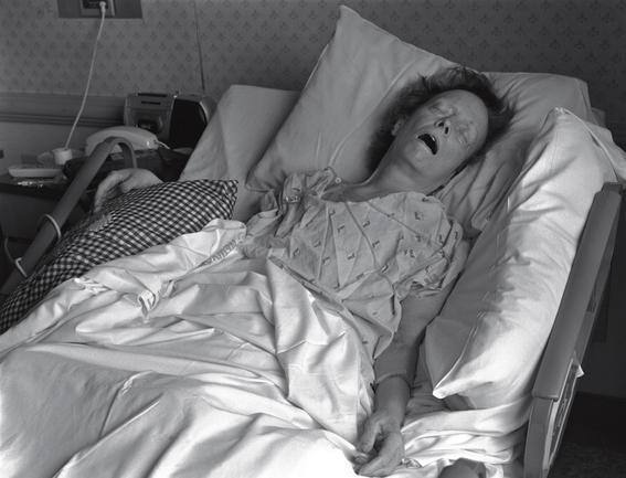 fotografias para entender el dolor de perder a tu madre por cancer 3