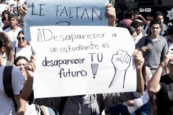 Buscan a 5 mil desaparecidos en Jalisco 2