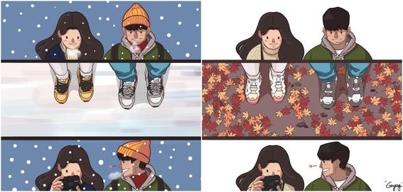 ilustraciones de gyung 13