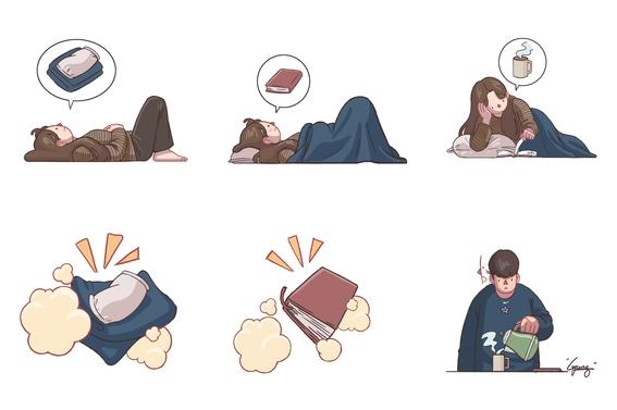 ilustraciones de gyung 17