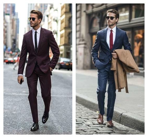 como elegir un traje 2