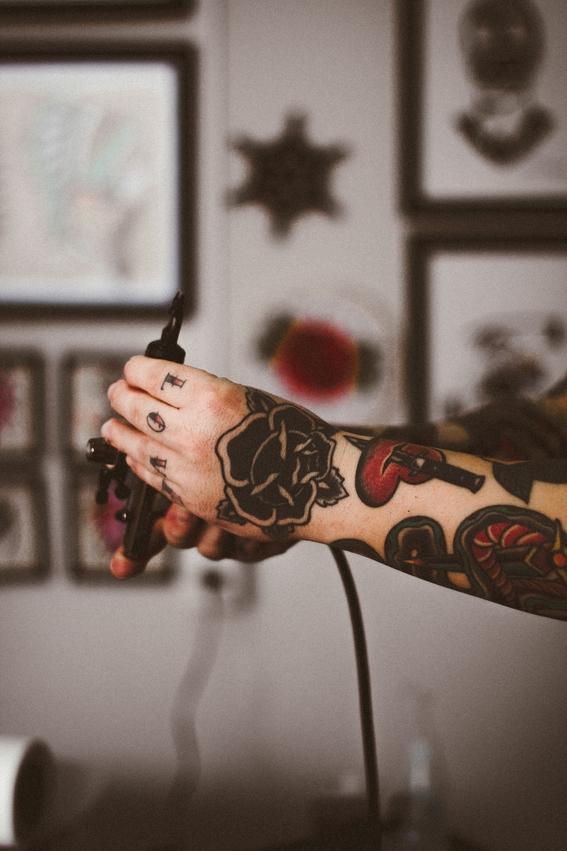 que le ocurre a tu cuerpo cuando te tatuas 2