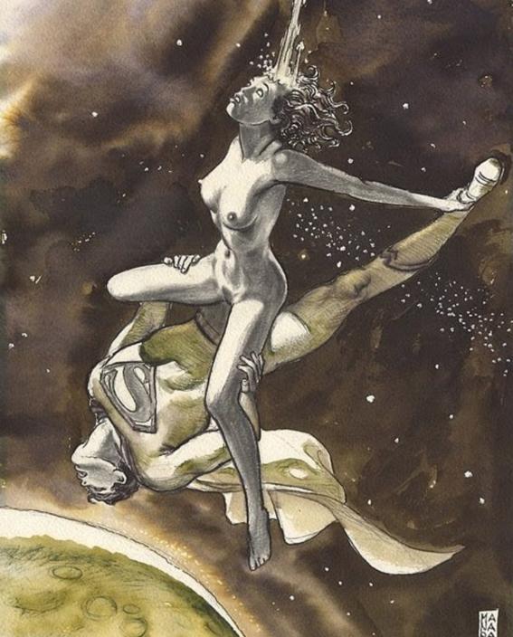 ilustraciones de milo manara 19