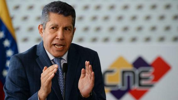 Candidatos a las elecciones presidenciales de Venezuela 1
