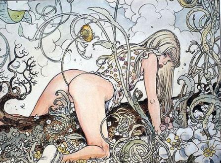 ilustraciones de milo manara 2