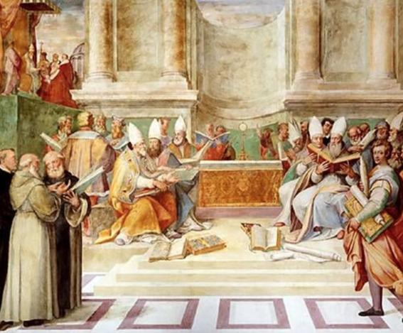 iglesia trato de castigar los gestos de los italianos 1