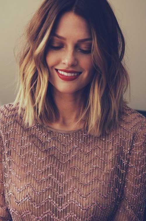 cortes de cabello faciles de peinar 17