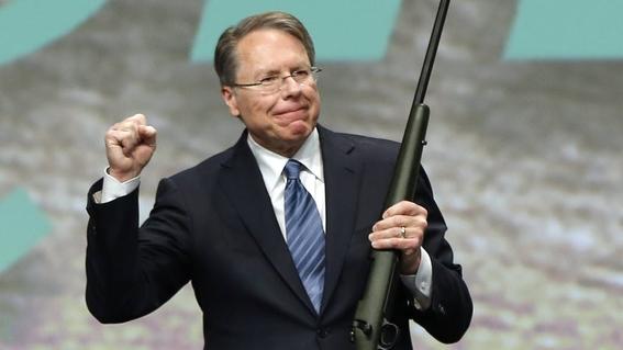 Así es como la Asociación Nacional del Rifle controla el Congreso de EUA 1