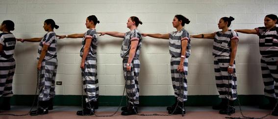 Por qué las mujeres cometen menos crímenes 2