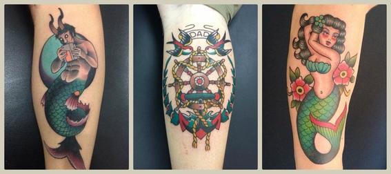 tatuajes vintage 4
