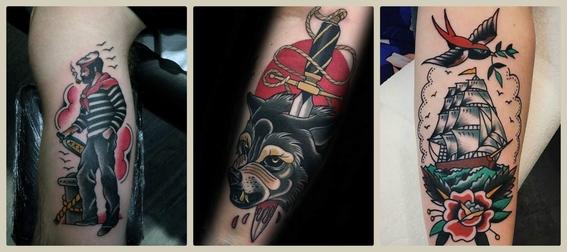 tatuajes vintage 5