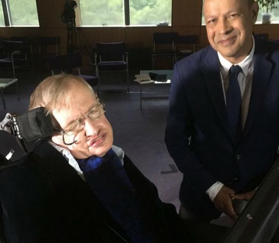 Celebran funeral de Hawking en un lugar simbólico para él