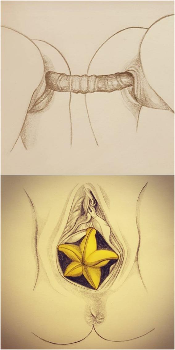ilustraciones fetiches sexuales 4