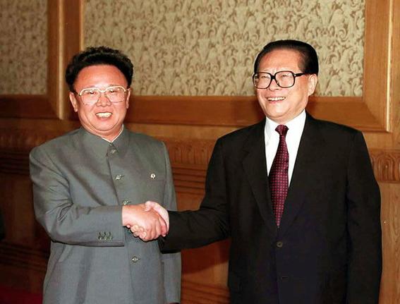 por que fue secreta la primera reunion oficial entre corea del norte y china 1