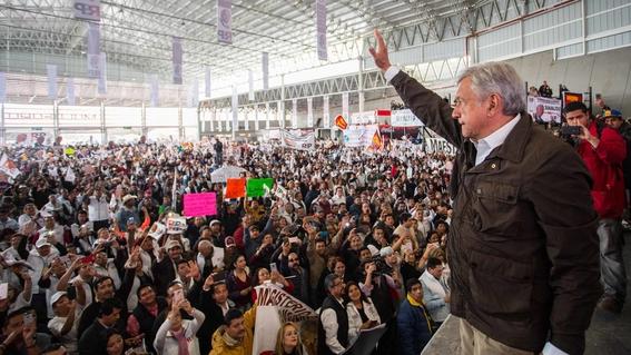 arrancan campanas presidenciales elecciones 2018 2