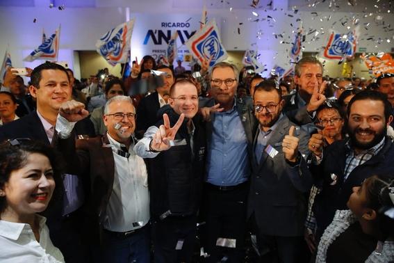 arrancan campanas presidenciales elecciones 2018 6