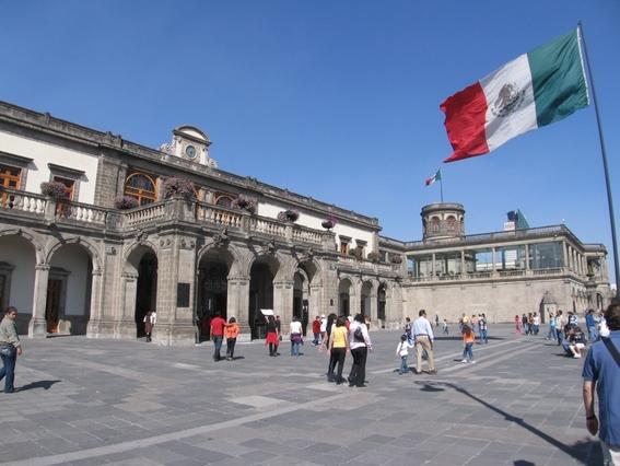 Lugares para vacacionar en la Ciudad de México 2