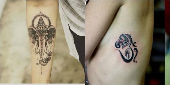 tatuajes de ganesha 1