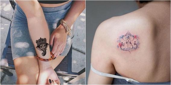 tatuajes de ganesha 2