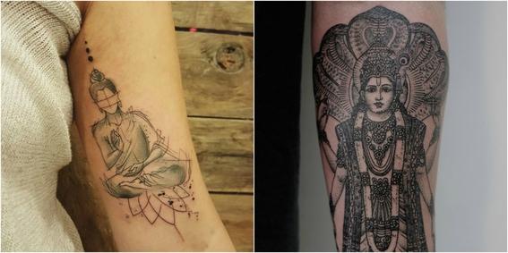 tatuajes de ganesha 4