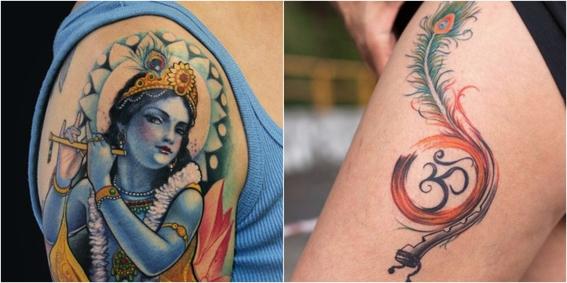 tatuajes de ganesha 6