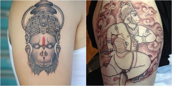 tatuajes de ganesha 7