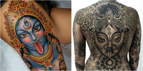 tatuajes de ganesha 8
