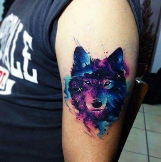 tatuajes de acuarela 7