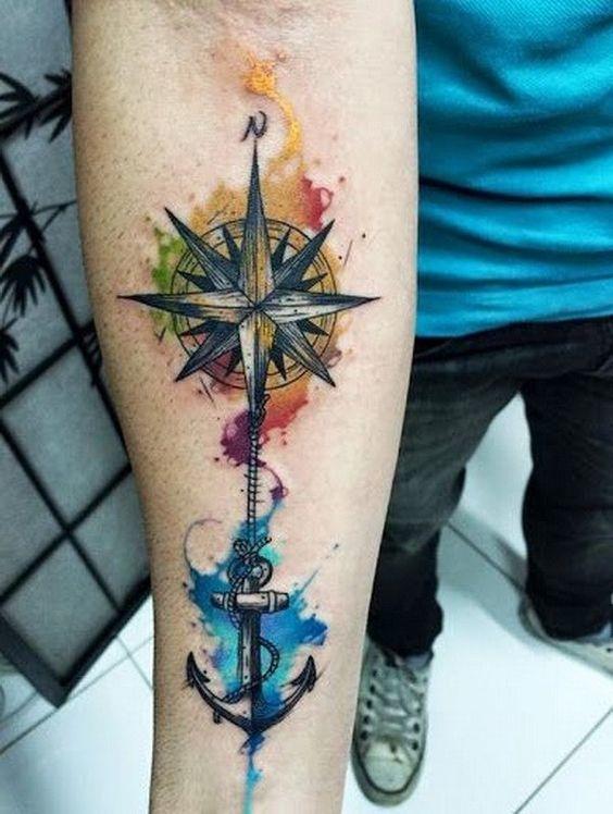 tatuajes de acuarela 14