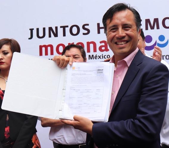 aspirantes a gobernador de veracruz elecciones 2018 9
