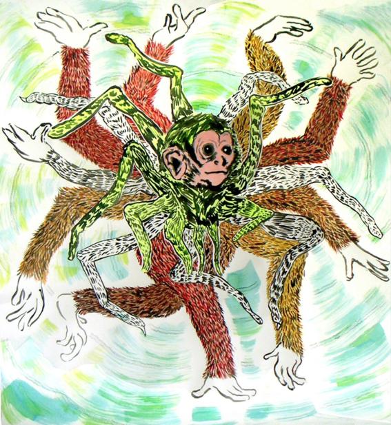 30 dibujos de abril de alejandra espana 5