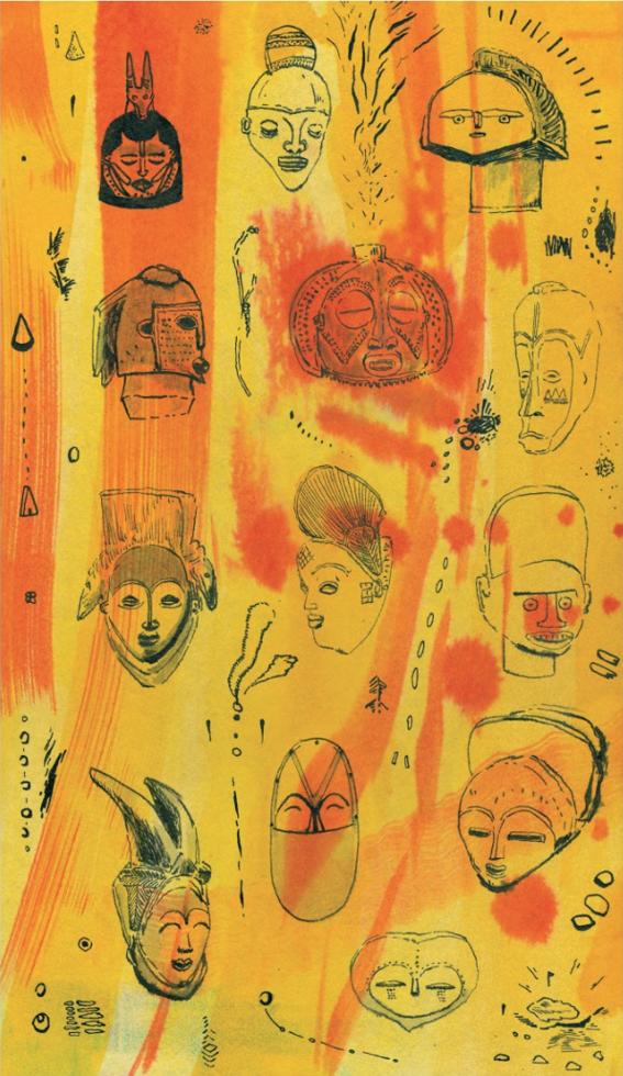 30 dibujos de abril de alejandra espana 9