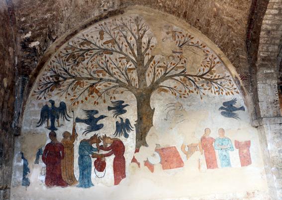 jokes hidden in ancient works of art 5