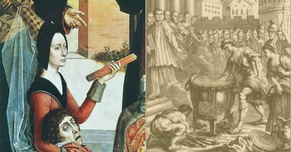 painful medieval punishments inquisition 7